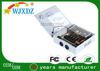 China 5A 12V CCTV Switching Power Supply 60W , centralized power supply for cctv company