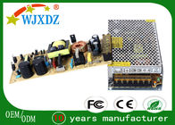 High Frequency Capacitor DVR Camera Power Supply 24V 120W 5A 82% Efficiency