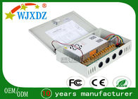 China 18 Channel CCTV Centralized Power Supply Industrial 360W 30A  12V High Efficiency company