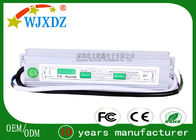 China Single Output 5A 60W ip67 led power supply for LED / Computer Light company