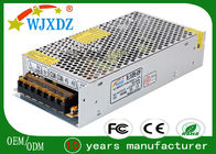 Pure Aluminum CE & ROHS Led Power Supply 12v 24V 120W for Military Project