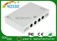 China 360W 30A CCTV Camera & Screen 12V CCTV Switching Power Supply 18 Channel Output company