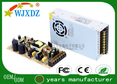 Commercial Efficient 200W LED Display Power Supply With Aluminum Shell