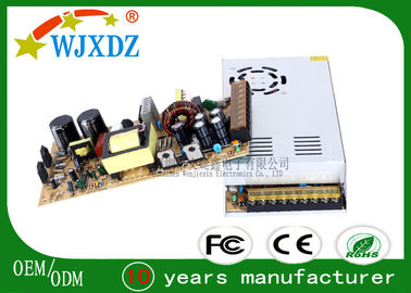 High Power IP20 Industrial LED Display 400W LED Power Supply 80A CE RoHS Approval