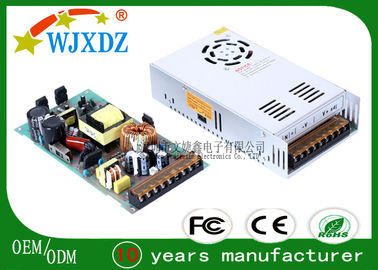 270 Watt Panel LED Display Power Supply 24V 15A With Short-Circuit Protection