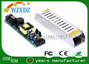 IP20 Efficient Industrial LED Strip Power Supply 120W Low Ripple / Noise
