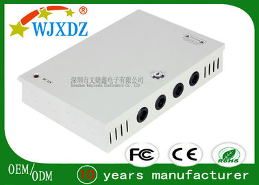 18 Channel Efficient AC DC Switching Power Supply CE FCC Certification