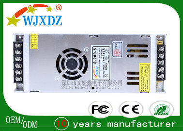 Ac To Dc 12 Volt 200w Led Switching Power Supply Light Weight
