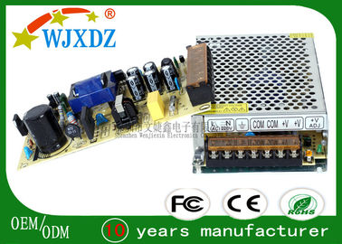 China Built-in EMI Filter Single Output 12V 5A AC DC Switching Power Supply for LED Lamp factory