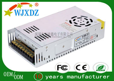 China Pure Alumimum 400W 12V AC / DC Switching Power Supply City & Industrial Lighting factory