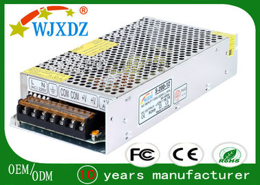 China CE RoHS Low Ripple 16.7A 12V AC DC Switching Power Supply for Security Monitor factory